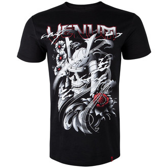 tričko pánske Venum - Samurai Skull - Black, VENUM
