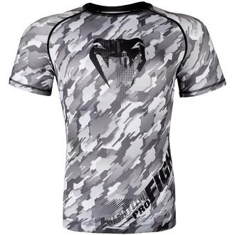 tričko pánske (termo) Venum - Tecmo Rashguard - Black/Grey, VENUM