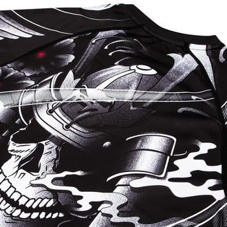 tričko pánske (termo) Venum - Samurai Skull Rashguard - Black