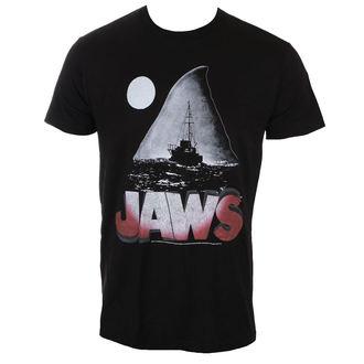 tričko pánske Čeľuste - JAWS NIGHT, AMERICAN CLASSICS