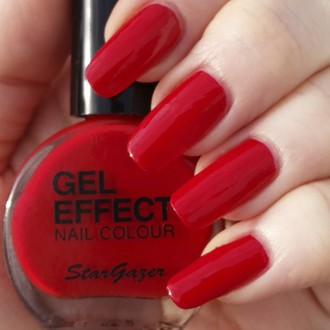 lak na nechty STAR GAZER - Gel Effect - Vampire