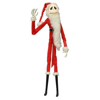 dekorácia (figúrka) Nightmare before Christmas - Coffin Doll Santa Jack, NIGHTMARE BEFORE CHRISTMAS