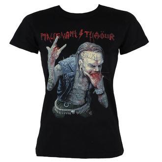 tričko dámske Malignant Tumour - The Metallist, NNM, Malignant Tumour