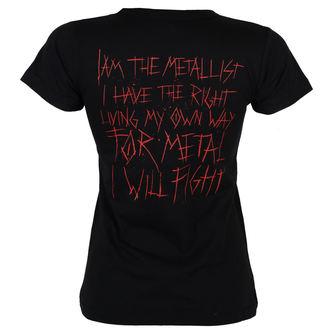 tričko dámske Malignant Tumour - The Metallist, Malignant Tumour