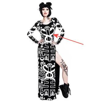 šaty dámske KILLSTAR - Spiritus -POŠKODENÉ