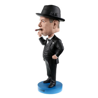 figúrka Winston Churchill - Bobble-Head