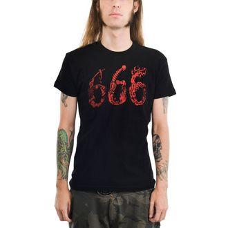 tričko pánske TOO FAST - 666, TOO FAST