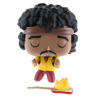 figúrka Jimi Hendrix - POP! Rocks Vinyl Figure Jimi (Monterey), POP, Jimi Hendrix