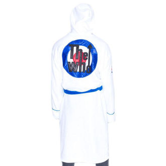 župan The Who - Logo - White / Blue, NNM, Who