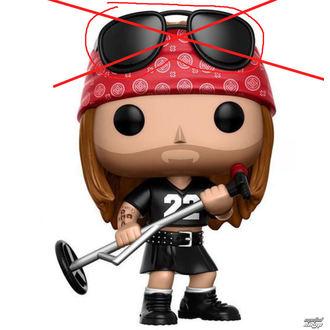figúrka Guns N' Roses - Axl Rose - POP! - POŠKODENÁ, Guns N' Roses