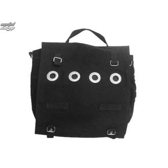 taška plátěná BOOTS & BRACES - BLACK HOLE, BOOTS & BRACES