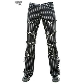 nohavice dámske Aderlass - manacle Hipster denim Pin Stripe, ADERLASS