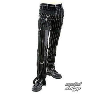 nohavice pánske Aderlass - Girdle Pants Pin Stripe, ADERLASS