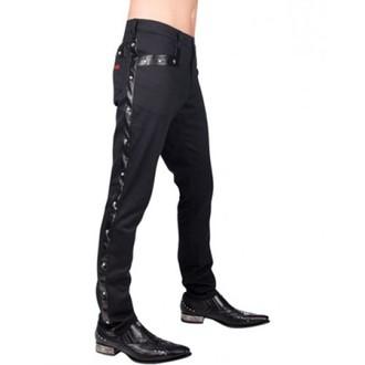 nohavice pánske Aderlass - Rockstar Pants Denim (Black) - A-1-77-001-00