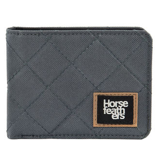 peňaženka HORSEFEATHERS - DEACON - GRAY, HORSEFEATHERS