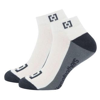 ponožky HORSEFEATHERS - COLTON - White, HORSEFEATHERS