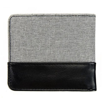 peňaženka HORSEFEATHERS - TERRY WALLET - HEATHER GRAY, HORSEFEATHERS
