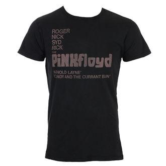 tričko pánske Pink Floyd - Arnold Layne Demo Vintage - Black - ROCK OFF, ROCK OFF, Pink Floyd