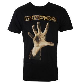 tričko pánske System of a Down - HAND - BRAVADO, BRAVADO, System of a Down