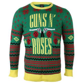 sveter pánsky Guns N' Roses - BIG GUNS UGLY - BRAVADO, BRAVADO, Guns N' Roses