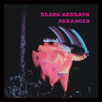 obraz Black Sabbath (Paranoid) - PYRAMID POSTERS, PYRAMID POSTERS, Black Sabbath