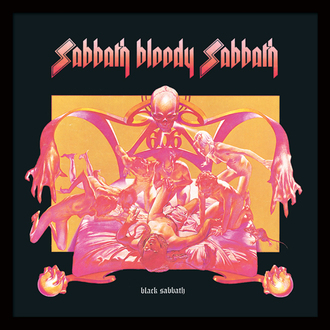 obraz Black Sabbath - (&&string0&&) - PYRAMID POSTERS, PYRAMID POSTERS, Black Sabbath