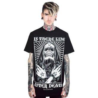 tričko pánske KILLSTAR - Afterlife - BLACK, KILLSTAR