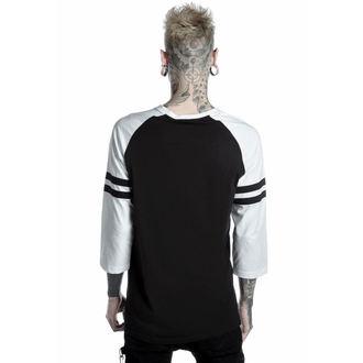 tričko unisex s 3/4 rukávom KILLSTAR - MARILYN MANSON - American Conspiracy - Black, KILLSTAR, Marilyn Manson