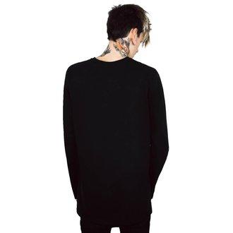 tričko pánske s dlhým rukávom KILLSTAR - Ars Moriendi - BLACK, KILLSTAR