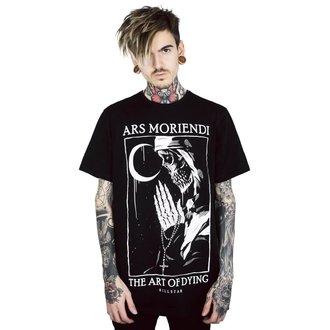 tričko pánske KILLSTAR - Ars Moriendi - BLACK
