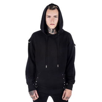 mikina (unisex) KILLSTAR - Asmodius Bat - BLACK, KILLSTAR