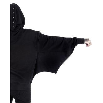 mikina (unisex) KILLSTAR - Asmodius Bat - BLACK