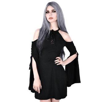 šaty dámske KILLSTAR - AURA MAIDEN - BLACK, KILLSTAR
