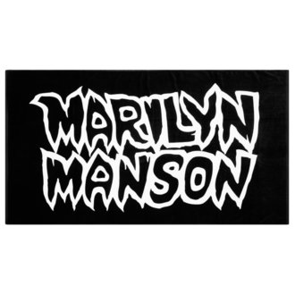 uterák (osuška) KILLSTAR - MARILYN MANSON - Avoid The Sun - Black, KILLSTAR, Marilyn Manson