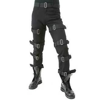 nohavice pánske Black Pistol - Manacle Jeans Denim, BLACK PISTOL