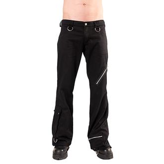 nohavice Black Pistol - Punky Jeans Denim Black, BLACK PISTOL