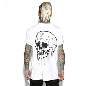 tričko (unisex) BLACK CRAFT - Unholy Crew - White, BLACK CRAFT
