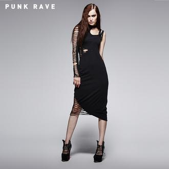 šaty dámske PUNK RAVE - Delirium, PUNK RAVE