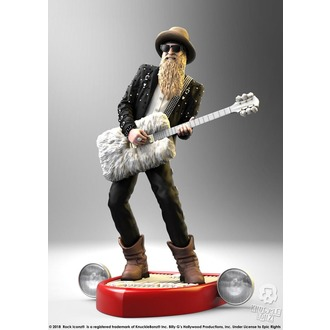 figúrka ZZ Top - Billy F Gibbons - Rock Iconz, ZZ-Top