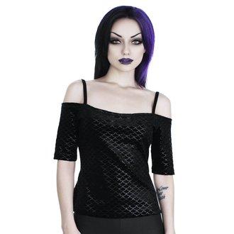 tričko dámske KILLSTAR - Black Sea - BLACK, KILLSTAR