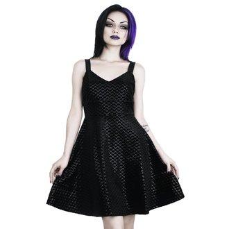 šaty dámske KILLSTAR - Black Sea - BLACK, KILLSTAR