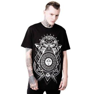 tričko pánske KILLSTAR - BLACK SUN - BLACK, KILLSTAR