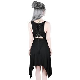 šaty dámske (tunika) KILLSTAR - Black Cats, KILLSTAR