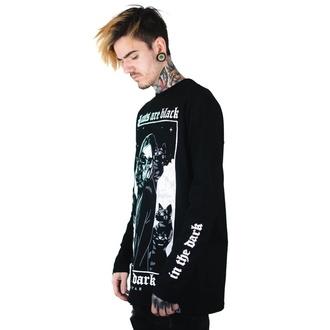tričko pánske s dlhým rukávom KILLSTAR - Black Cats, KILLSTAR