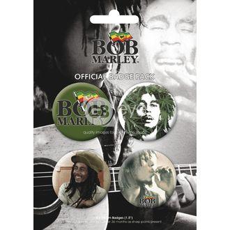odznaky - BOB MARLEY - BP0056, GB posters, Bob Marley