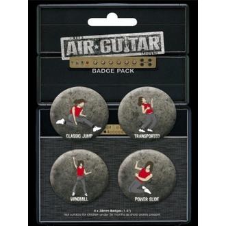odznaky AIR GUITAR - BP0088, GB posters