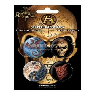 odznaky - Alchemy - BP80082, ALCHEMY GOTHIC