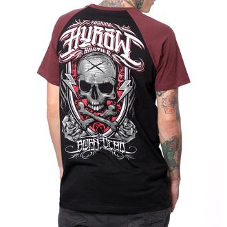 tričko pánske HYRAW - BORN DEAD, HYRAW