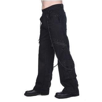 nohavice pánske Black Pistol - Black, BLACK PISTOL