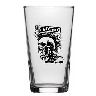 poháre EXPLOITED - SKULL - RAZAMATAZ, RAZAMATAZ, Exploited